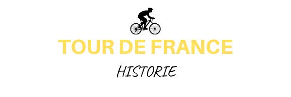 Tour de france historie logo